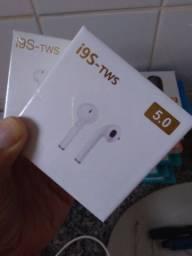 Fone i9s Bluetooth sem fio Modelo Airpods