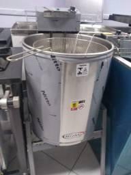 Fritadeira águe e óleo (fran)