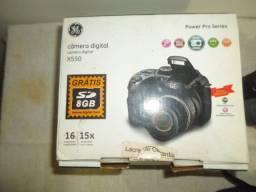 Maquina/Camera Fotografica GE X 550 Semiprofissional