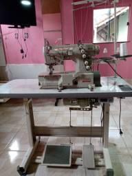 Máquina de costura Galoneira industrial Sun special