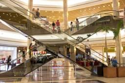 Restaurante em Shopping em Santos lucro livre R$25.000,00 lindo