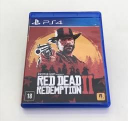 Red Dead Redemption 2 PS4 em Perfeito Estado