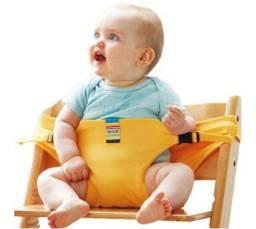 Cinto Bebê x Alimentação x 12x R$ 5,99 x Entrega Grátis