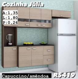 Cozinha Completa - Promoção Júlia
