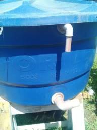 Caixa de água 500litros