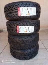 Jogo de pneus novos