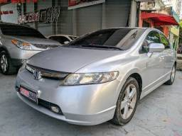Civic LXS 2007 Aut. É Na Macedo Car!!!