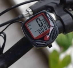 Velocímetro Computador Para Bicicleta Com Odometro Original