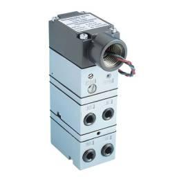 Tipo 550X I / P, transdutor E / P
