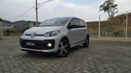 Vw Volkswagen up tsi connect semi novo