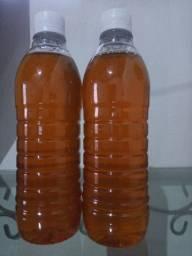 Mel puro de abelha garrafas de 500ml