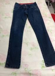 Calça jeans, da Looper