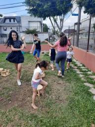Trabalho de babá , Recreação infantil,  Casa de Brincar.