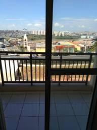 Alugo apto no flex Carapicuíba - Parque Jandaia - 2 dormitórios
