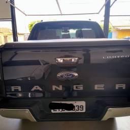 Ranger Limited 19/19 mais nova do Brasil.