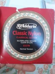 Encordoamento Nylon da D'Addario