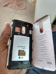 Samsung Galaxy J2 core e LG l-prime
