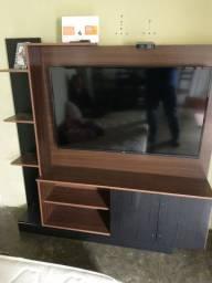 Estante para tv até 55 polegadas