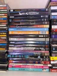 Dvds Shows Variados Rock,Axé,Forró,Sertanejo e Etc
