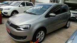 VW Fox 1.6 prime manual flex prata 2013