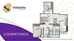 Apartamento Casa em Condomínio Fechado Novo