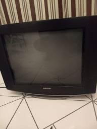 Vendo tv Samsung 21polegadas