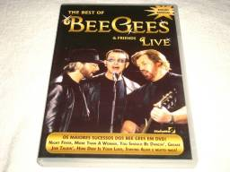 Dvd bee gees & friends live dvd nacional original