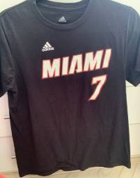 Camisa Miami Heat NBA