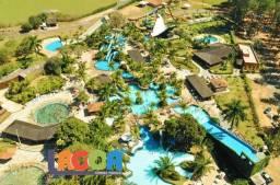 Resort Luxo em caldas novas para até 8 pessoas + Desconto nos melhores clubes