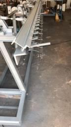 Máquina de estribos(montagem de coluna)
