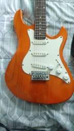 Guitarra Strinberg + Capa + Acessórios + Amplificador GT 150 (Bivolt)