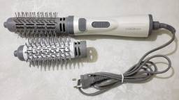 Escova secadora rotativa de cabelo XION