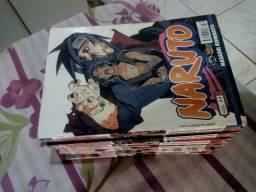 Mangás Naruto Shippuden