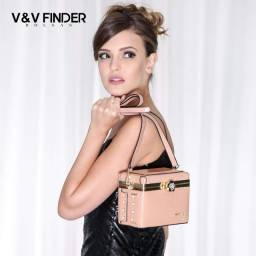 Bolsa estilosa da grife VeV Finder