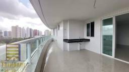 Apartamento No Essenza ,Vista Mar ,151m² ,4 Suítes ,Renascença