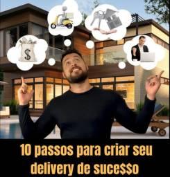 Curso- 10 passos para criar seu delivery de sucesso