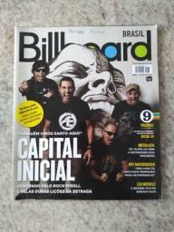 Revista Billboard Capital Inicial