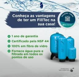 Filtro Central - Vazão 1000L - Tratamento de água - A partir de R$1.698,00
