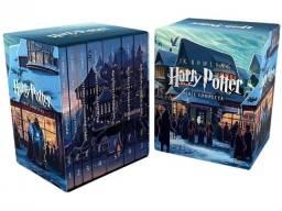 Box Harry Potter - 7 Livros - J.k.rowling Novo