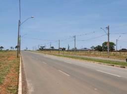 Ágio terreno comercial - frente para a br 040 - rio das pedras - valparaíso de goiás