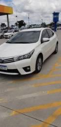 Toyota Corolla xei único dono