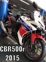 Linda CBR500r 2015