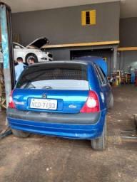 Renor Clio 2005/6 completo 10.000 mil reais