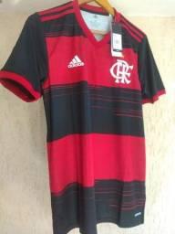 Camisa do Flamengo 2020 sem MRV