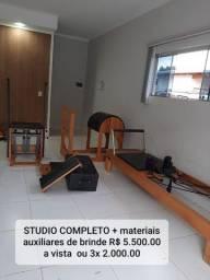 Studio de Pilates no MS, frete grátis
