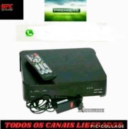 Todos os Canais em HD CS