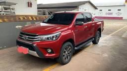 Toyota hilux ano 2018