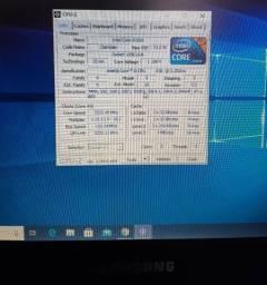 Kit core i5 3.2ghz 1156 + placa mãe gigabyte + memória 2GB ddr3 - 6ª Geração