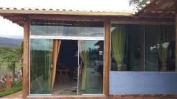 Linda casa na Serra do Cipó