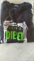 Camiseta Diesel importada